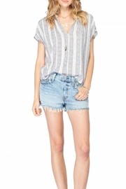 Gentle Fawn Sleeveless Lightweight Woven Top - Front cropped