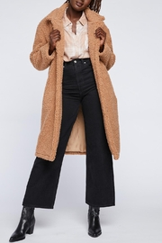 Gentle Fawn Soft Faux Shearling Coat - Product Mini Image