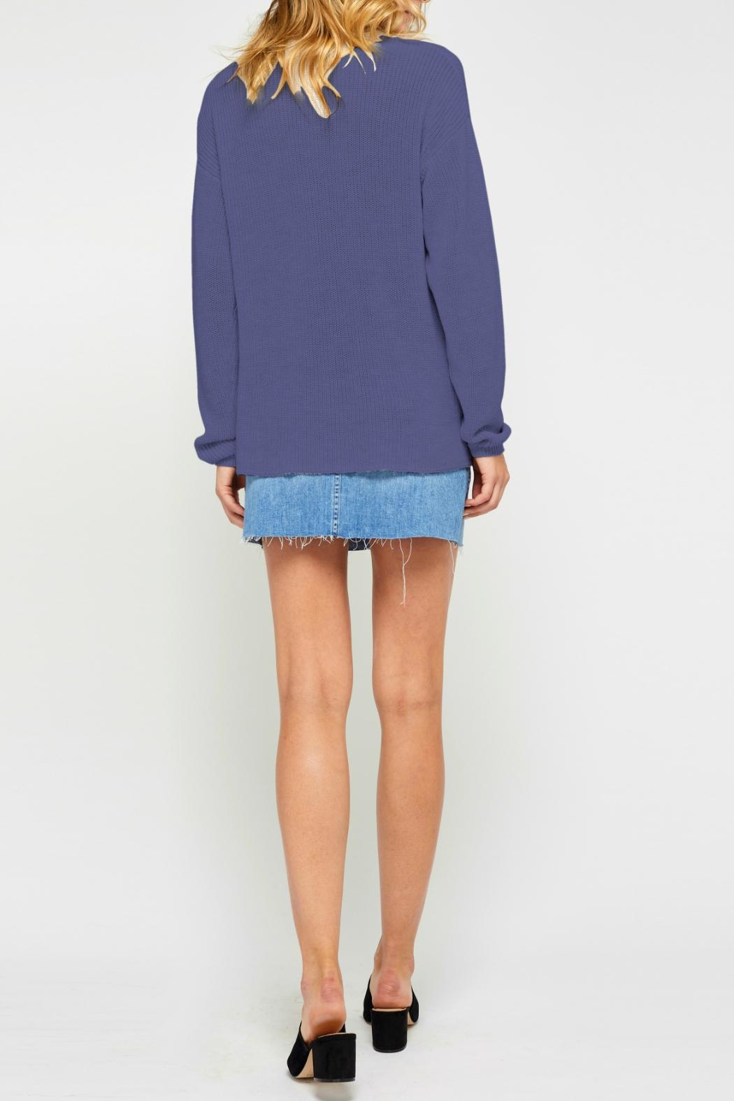 Gentle Fawn Soft Lightweight Sweater - Side Cropped Image