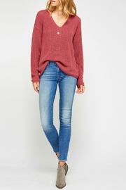 Gentle Fawn Soft Lightweight Sweater - Front cropped