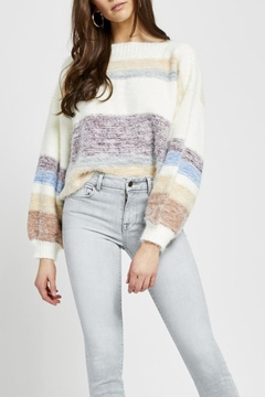 Gentle Fawn Soft Multistripe Sweater - Product List Image