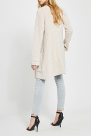 Gentle Fawn Soft Open Cardigan - Back cropped