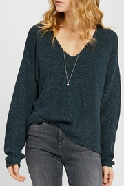 Gentle Fawn Soft V-Neck Sweater - Product Mini Image