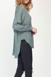 Gentle Fawn Solid Balsam Blouse - Side cropped