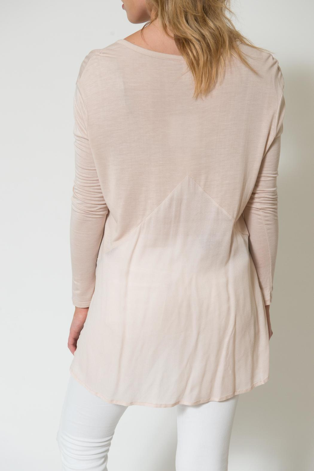 Gentle Fawn Steam Flowy Tee - Front Full Image