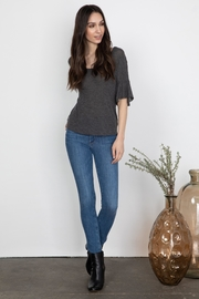 Gentle Fawn Talus Flutter Sleeve - Front cropped
