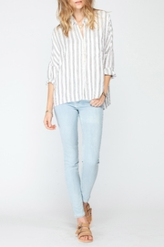 Gentle Fawn Tempt Long Sleeved Blouse - Product Mini Image