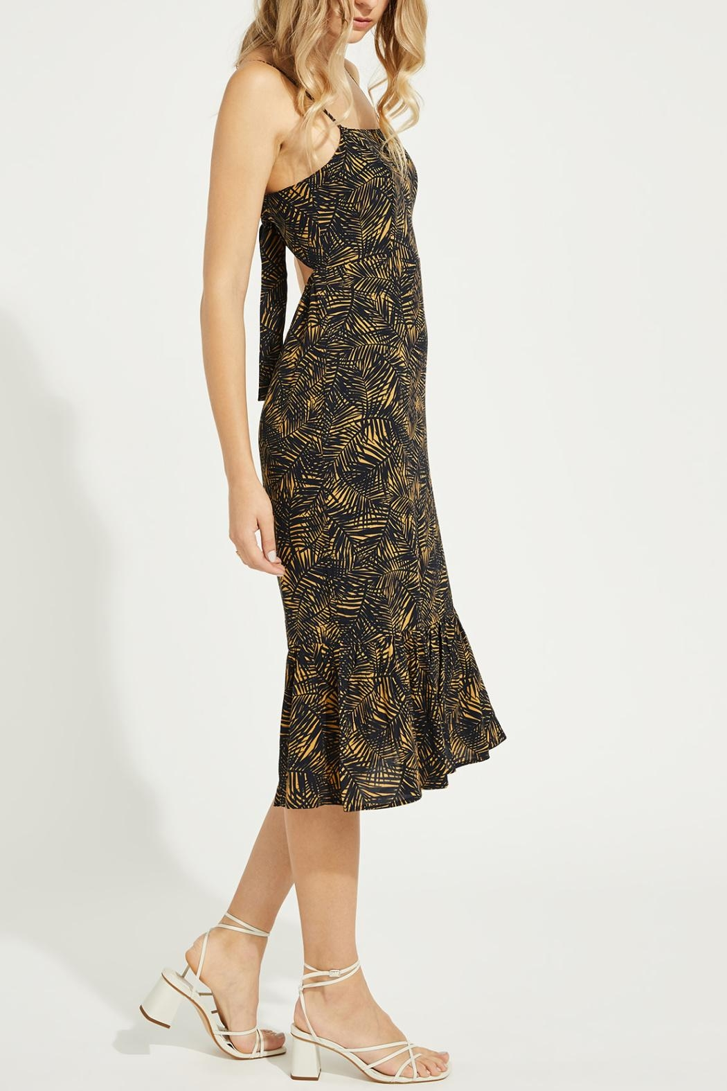Gentle Fawn Tiered Hem Dress - Side Cropped Image