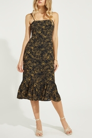Gentle Fawn Tiered Hem Dress - Front cropped