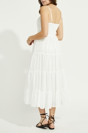 Gentle Fawn Tiered Midi Dress - Side cropped