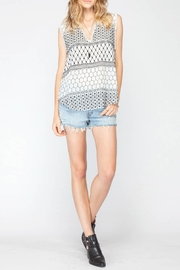 Gentle Fawn Torero Sleeveless Top - Product Mini Image