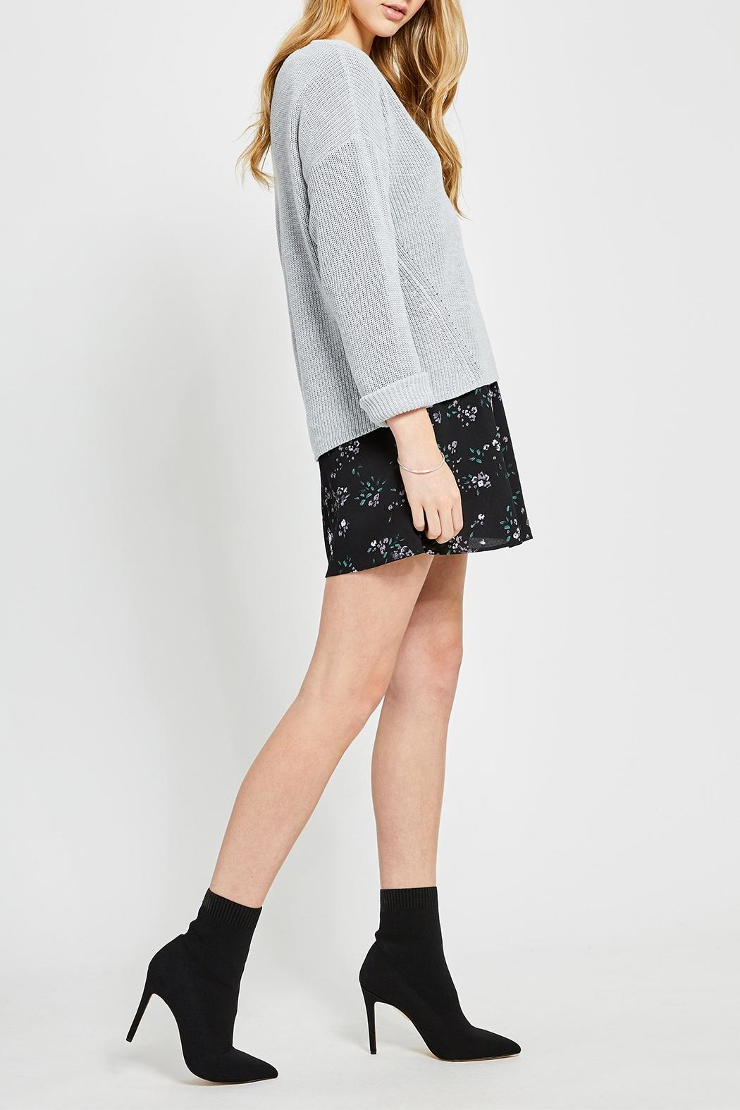 Gentle Fawn Tucker Sweater - Front Full Image