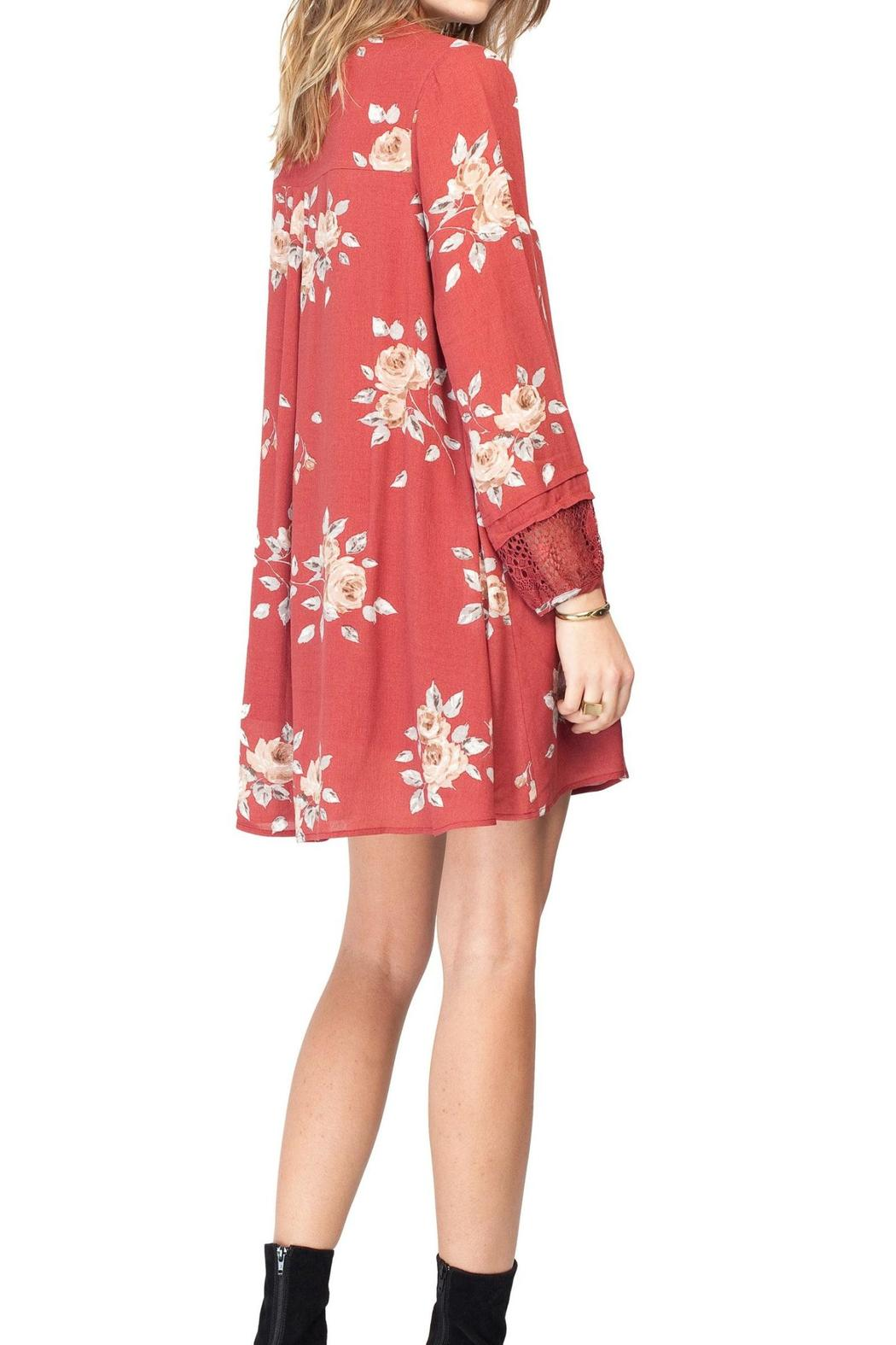 Gentle Fawn Utopia Dress - Front Full Image