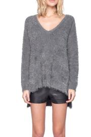 Gentle Fawn V-Neck Alpine Sweater - Front cropped