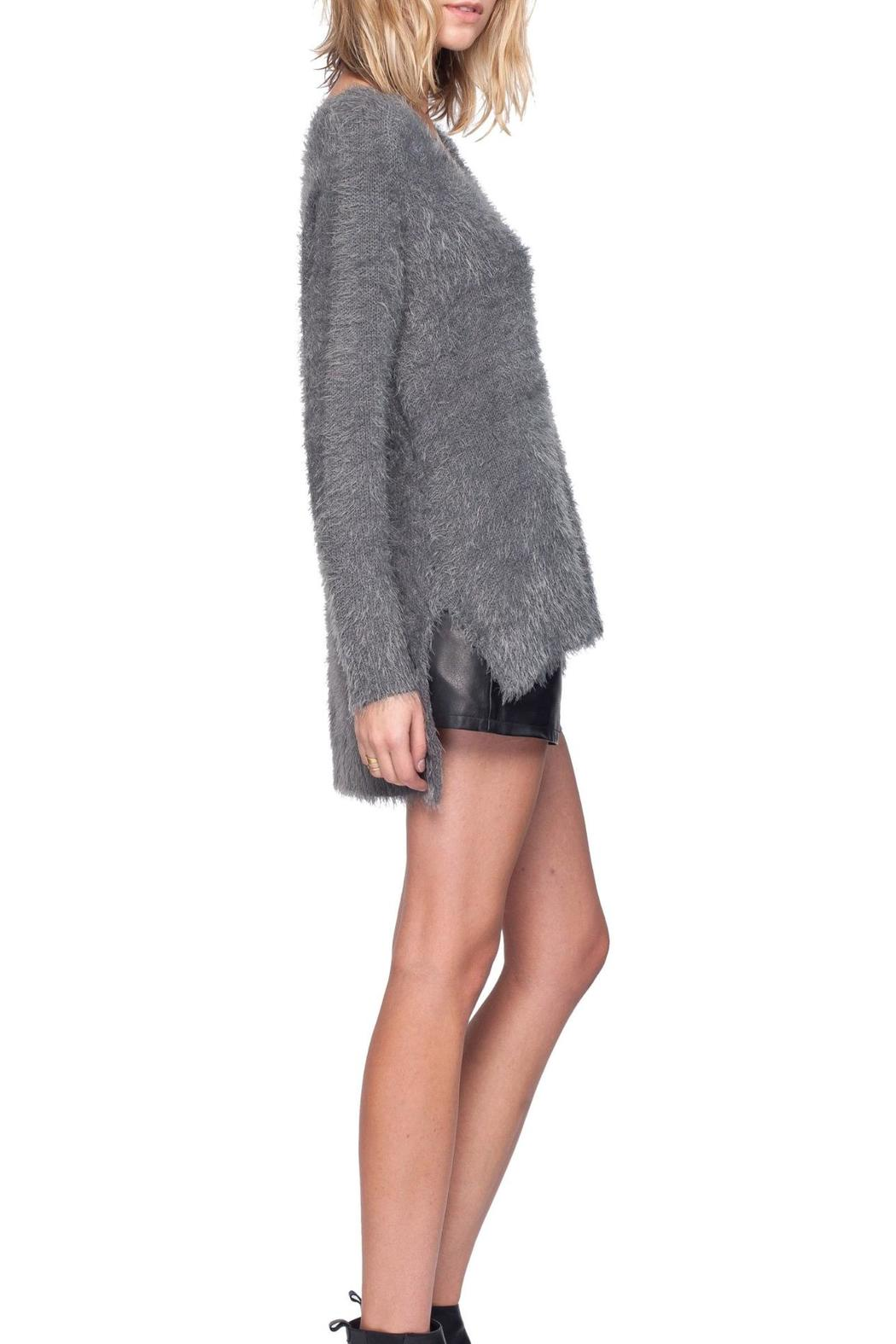 Gentle Fawn V-Neck Alpine Sweater - Side Cropped Image