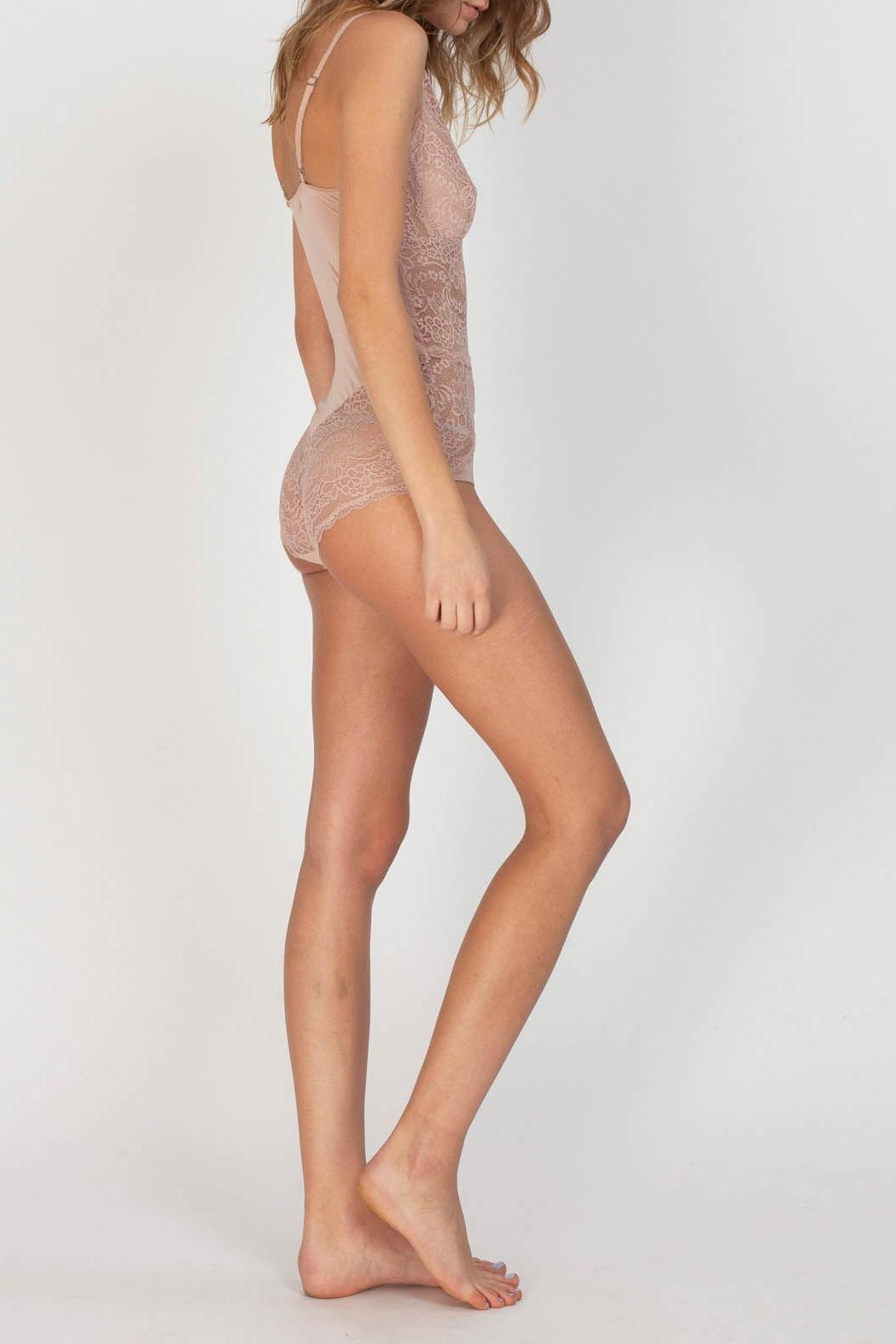 Gentle Fawn Valentine Bodysuit - Front Full Image