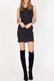 Gentle Fawn Valerie Black Dress - Product Mini Image