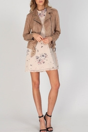 Gentle Fawn Vegan Suede Jacket - Product Mini Image