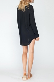 Gentle Fawn Voyage Shirt Dress - Front full body