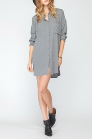 Gentle Fawn Long Sleeved Shirt Dress - Product Mini Image