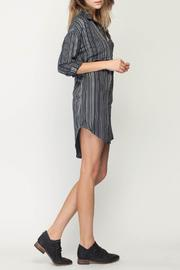 Gentle Fawn Voyage Sweater Dress - Front full body