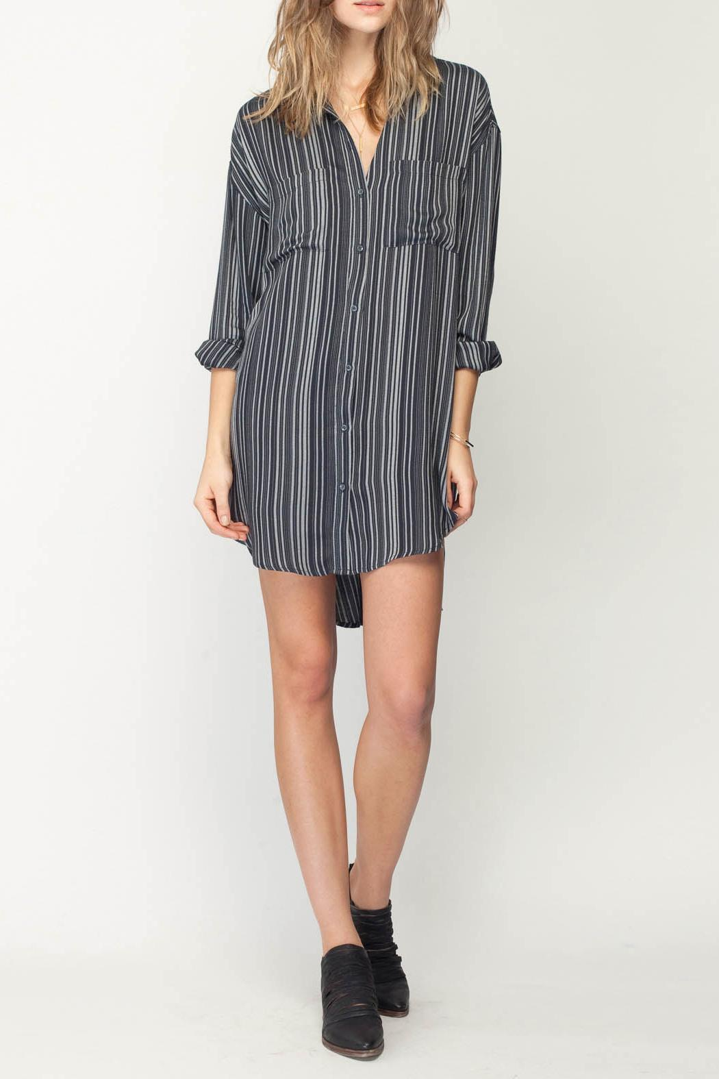 Gentle Fawn Voyage Sweater Dress - Main Image