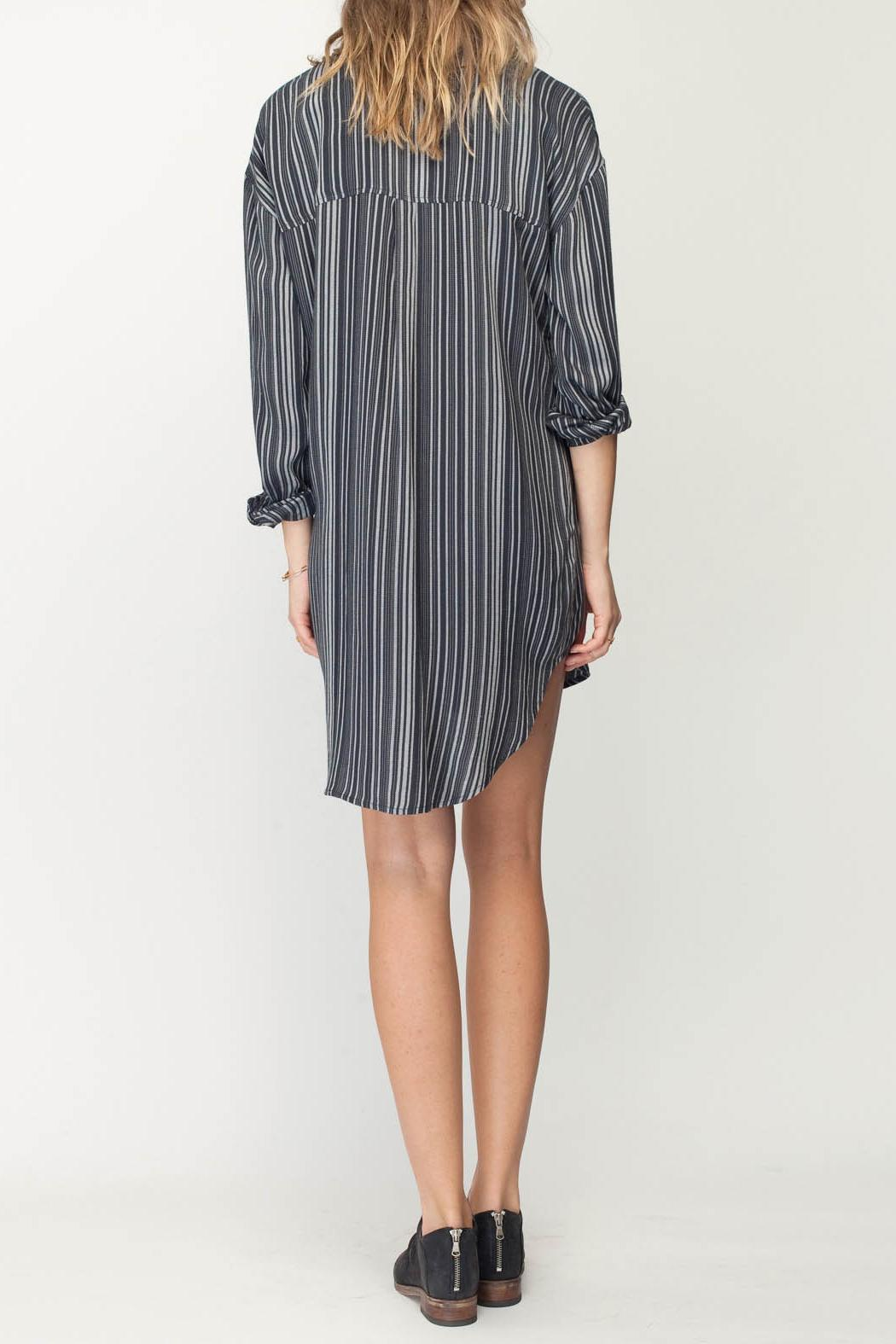 Gentle Fawn Voyage Sweater Dress - Side Cropped Image