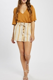 Gentle Fawn Whiteleaf Shorts - Product Mini Image