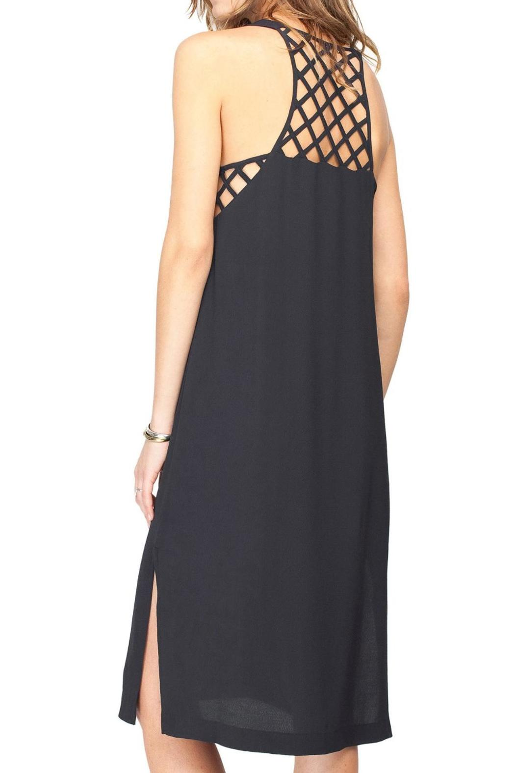 Gentle Fawn Worship Dress - Side Cropped Image