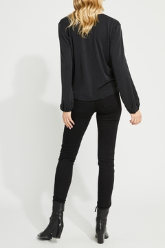 Gentle Fawn Wrap Style Top - Alternate List Image