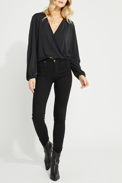 Gentle Fawn Wrap Style Top - Product List Image