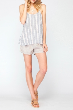 Gentle Fawn Y Back Tank - Product List Image