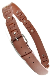 Anzell Genuine Leather Studded Belt - Product Mini Image