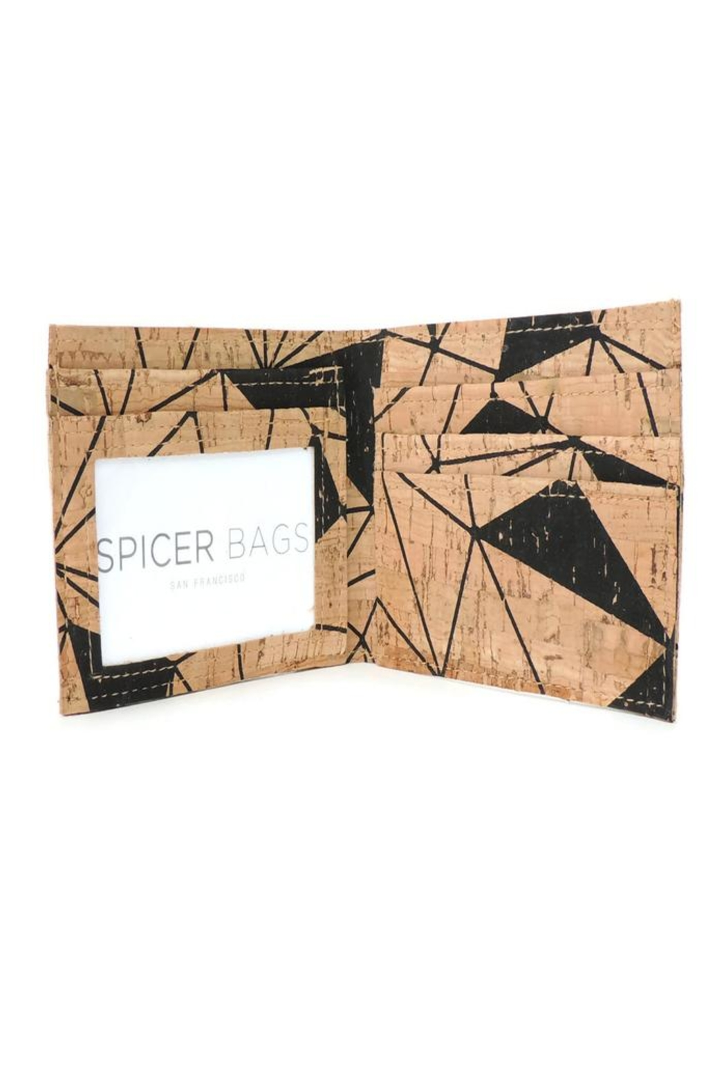 Spicer bags Geo Bifold Wallet - Main Image