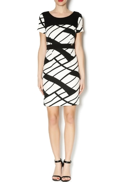 Marvy Fashion Geo Print Dress - Product List Image