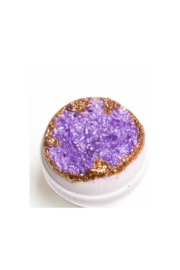 The Birds Nest GEODE BATH BOMB-AMETHYST - Product Mini Image
