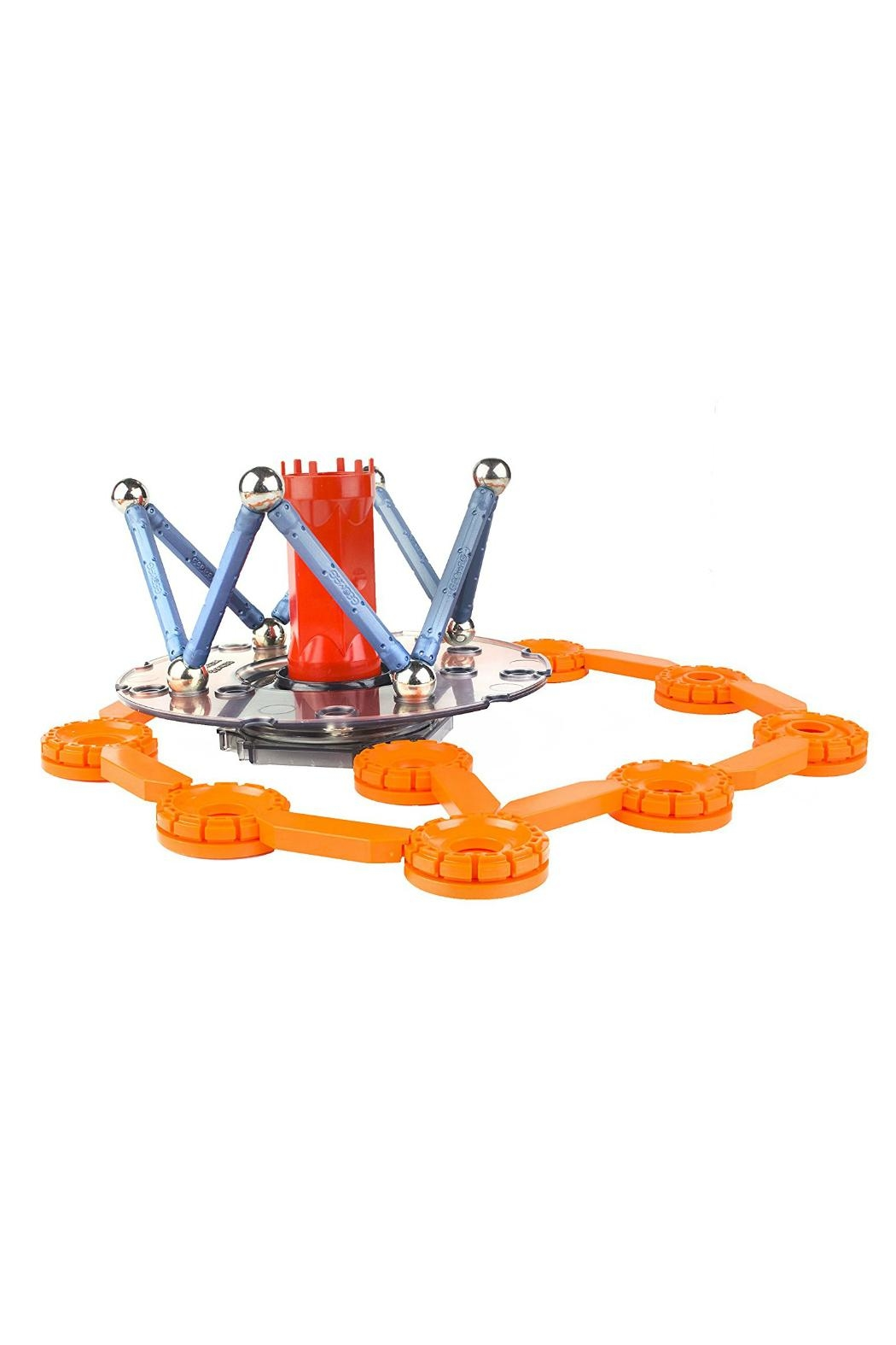 Geomag 146 Piece Mechanics Construction - Front Full Image