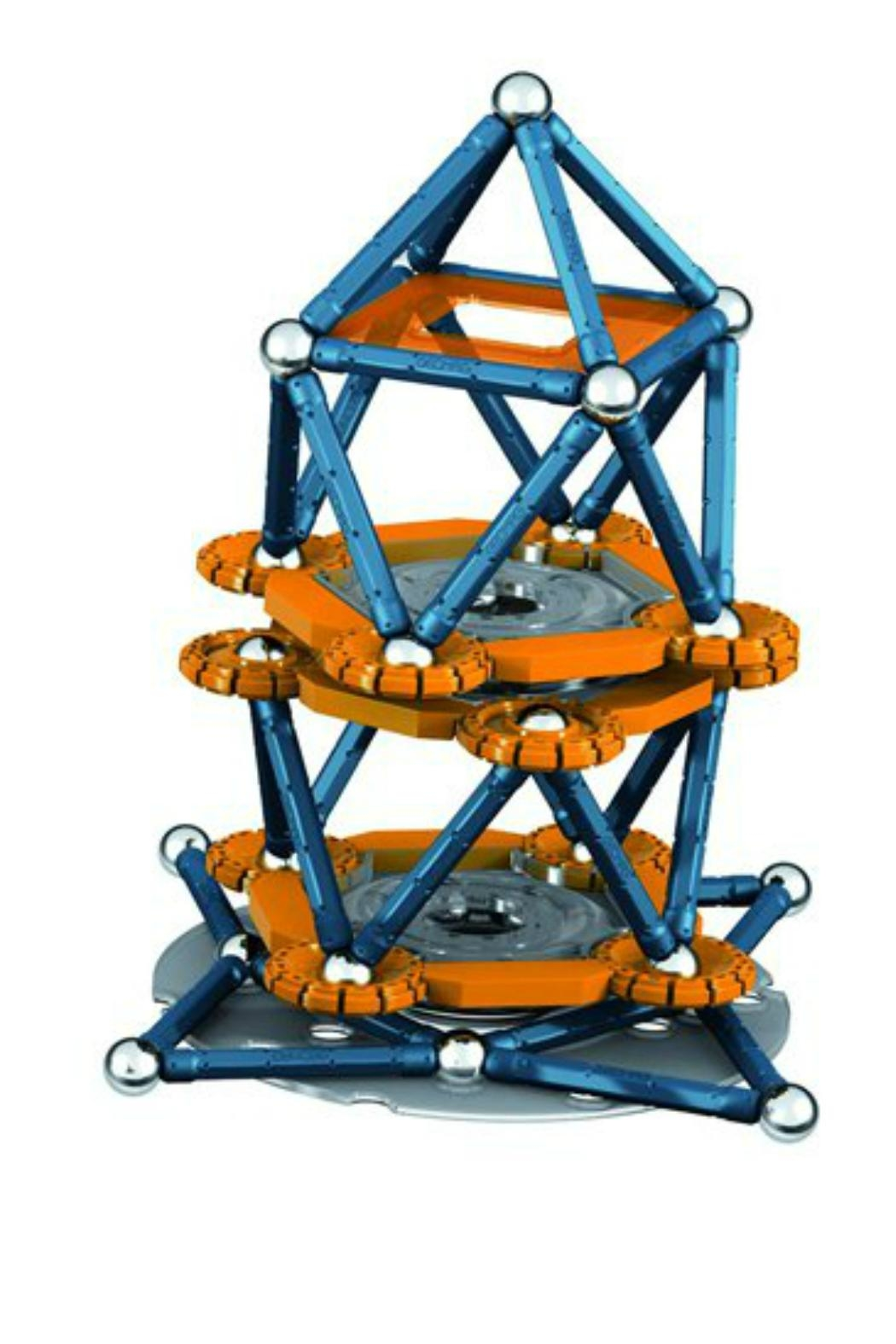 Geomag 222-Piece Construction - Front Full Image