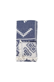 Pokoloko Geometric Body Towel - Front cropped