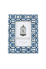 Shiraleah Geometric Photo Frame - Product Mini Image