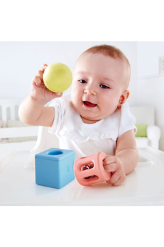 Hape Geometric Rattle - Product List Image