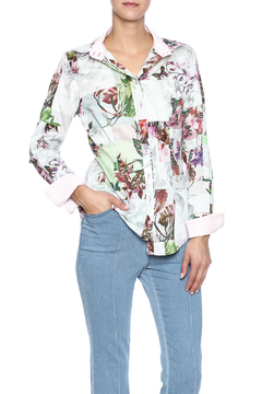 Georg Roth Tropical Print Blouse - Product List Image