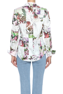 Georg Roth Tropical Print Blouse - Alternate List Image