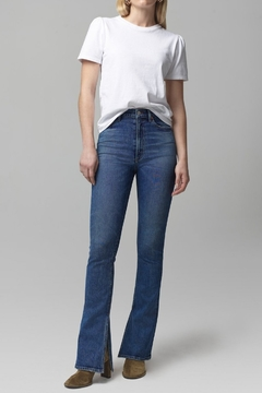 Citizens of Humanity Georgia Flare Jeans in Heist - Product List Image