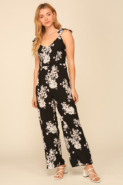 Timing Georgia Jumpsuit - Front cropped