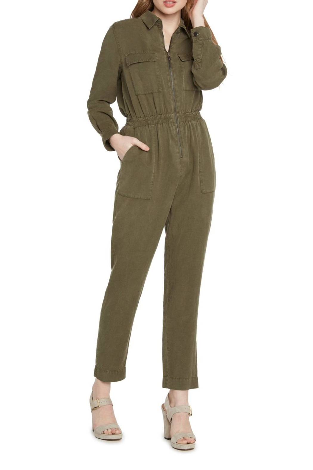 94dcdccfa766 Willow   Clay Georgia Jumpsuit from Hudson Valley by Bfree — Shoptiques
