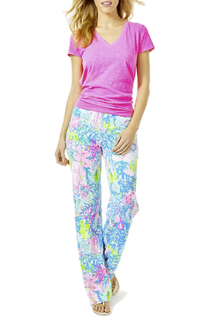 Lilly Pulitzer  Georgia May Palazzo Pants - Product List Image