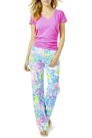 Lilly Pulitzer  Georgia May Palazzo Pants - Product Mini Image