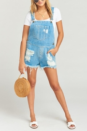 Show Me Your Mumu Georgia Overalls - Front cropped