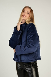 Sadie & Sage Georgia Puffer Jacket - Front full body